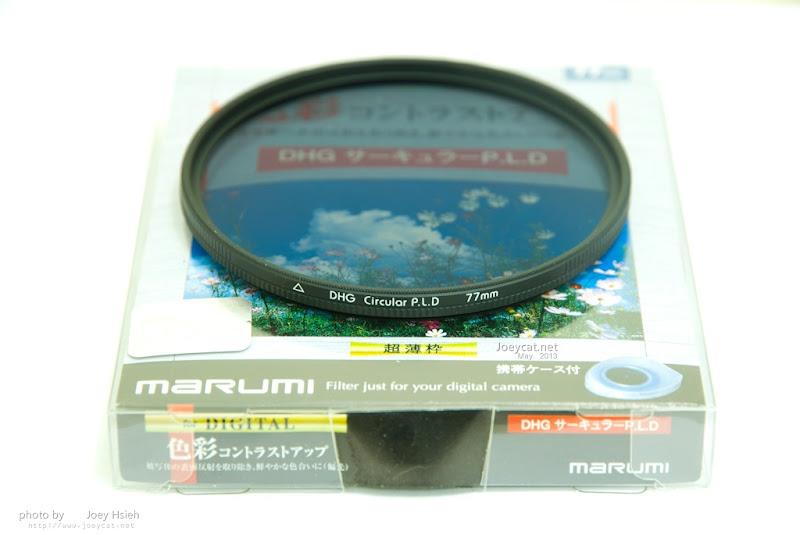 marumi DHG CPL 77mm