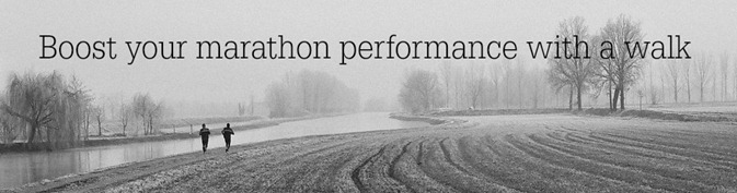 boost marathon performance