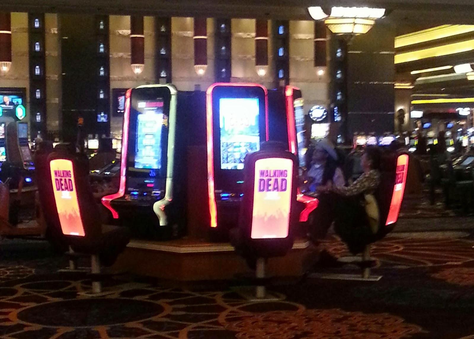 walking dead slot machine 2