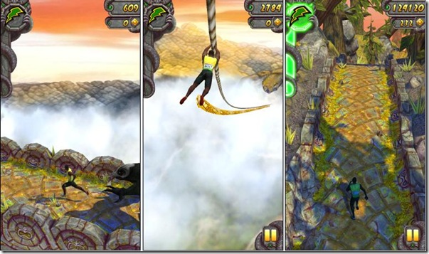Bolt in Temple Run 2