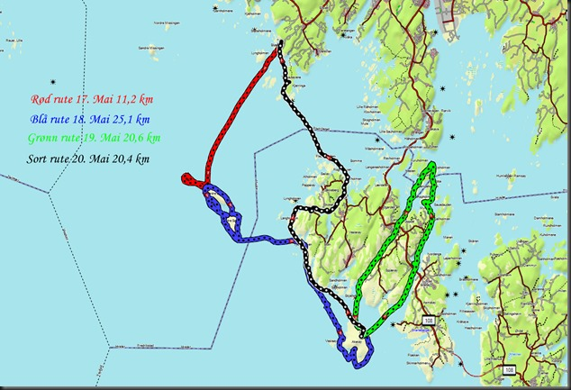 Kart Pinsetur 2013