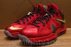 nike lebron 10 ps elite championship pack 12 07 Release Reminder: LeBron X Celebration / Championship Pack