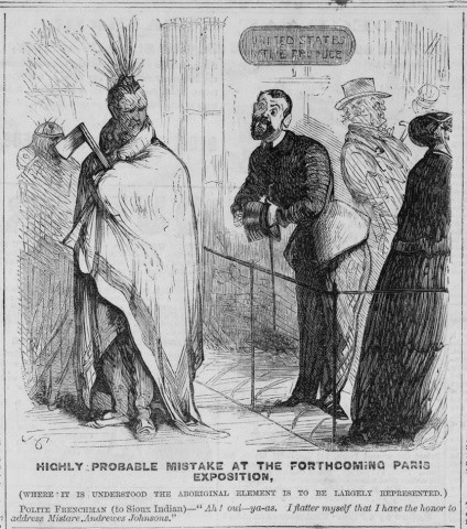 Frank Leslie's Illustrated Newspaper, 23-Feb-1867, pg. 368