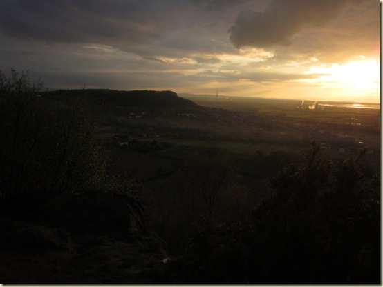 Sunset from Beacon Hill