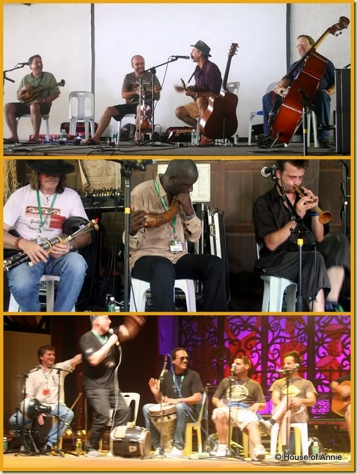 2011 Rainforest World Music Festival workshops