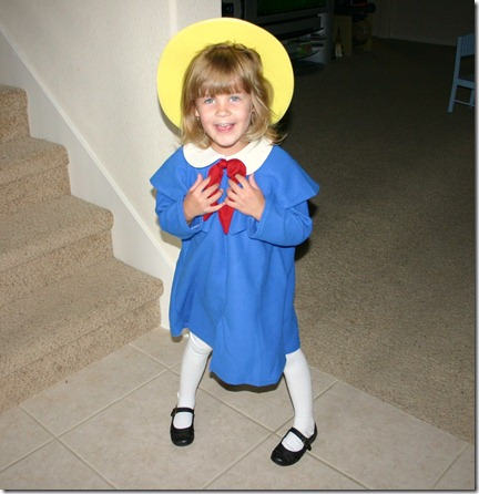 Madeline costume