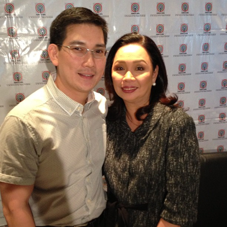 Richard Yap recently signed an exclusive two-year contract with ABS