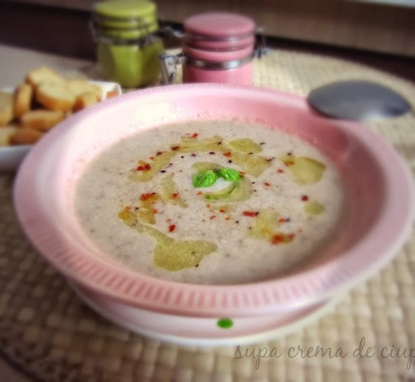 supa crema de ciuperci 005
