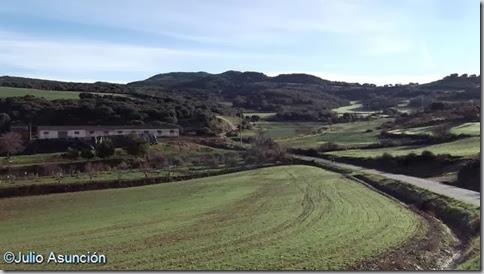 Monte San Pelayo - Orísoain