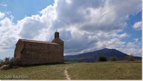 Villatuerta -  Ermita de San Miguel Arcángel