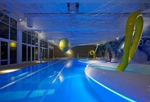 Diseño de cubierta en piscinas