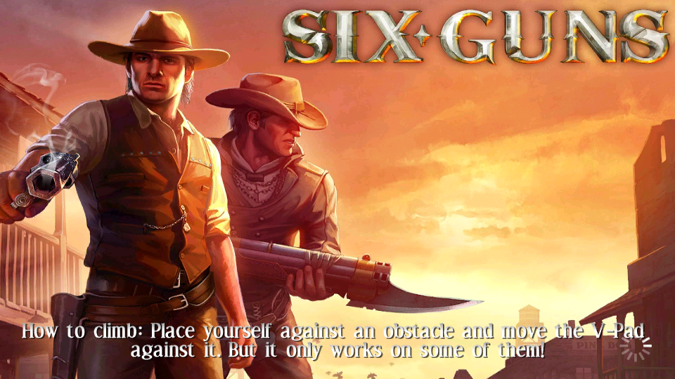 Android Zone: Six Guns Apk + Data - Tested
