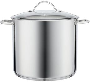 This pot is ideal for steaming lobsters. Martha Stewart Collection for Macys. (macys.com)