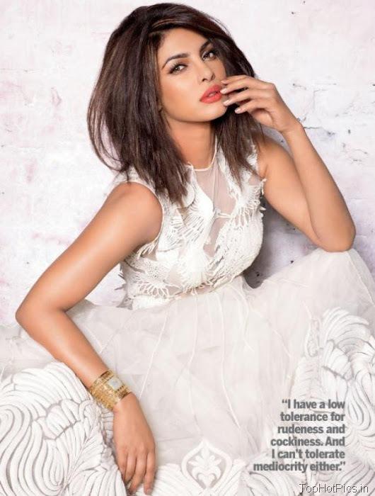 Priyanka Chopra Sexy Pics from Magazine 1