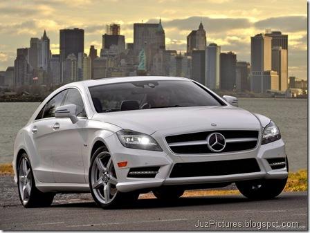 Mercedes-Benz CLS5501
