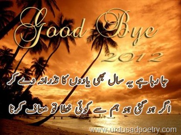Good Bye 2012 - 2013