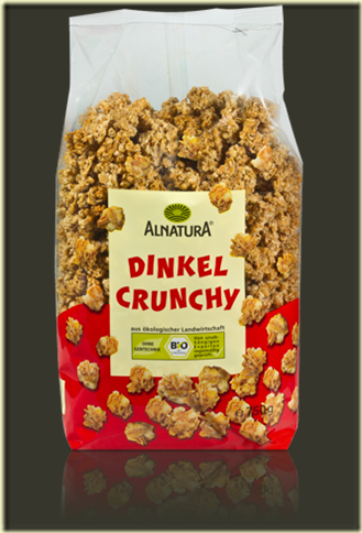 dinkel crunchy 1