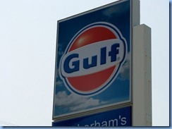 0884 Virginia, Fancy Gap - Gulf gas sign