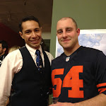 Company members Anthony DiNicola and George Zerante.