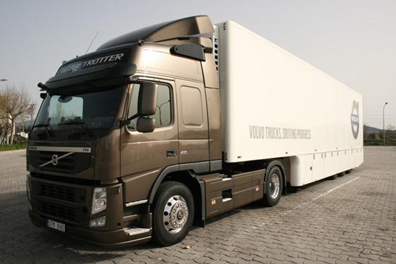 Camión Volvo FM 410 CV Globetrotter