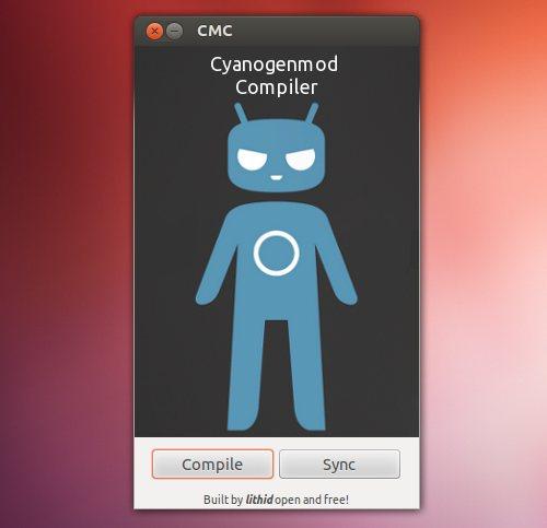 CyanogenMod Compiler su Ubuntu