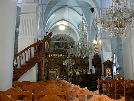 Things to see in Nicosia: Faneromani church