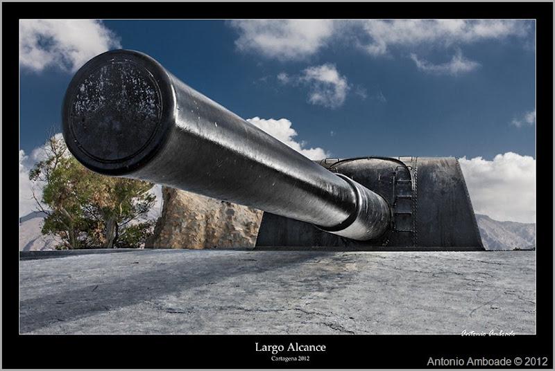 Bateria cañones 26