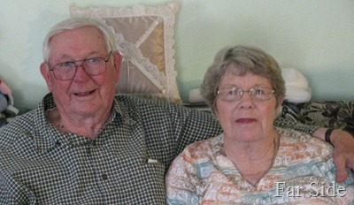 Mom and Dad 61 st anniversary