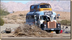 Spirit of Slab City Bus