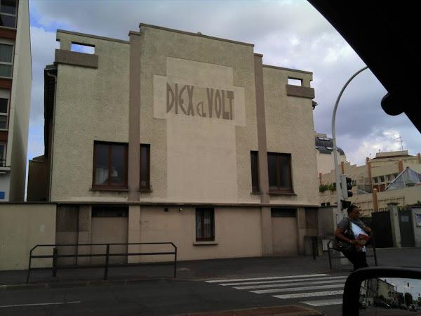 Neuilly sur Marne - Diex el Volt