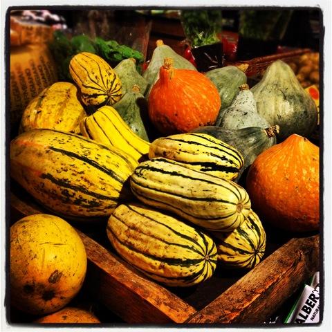 #320 - Wholefoods Market's squash selection
