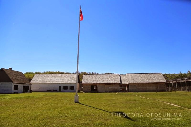 fort carlton 24