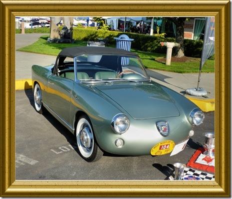 1958 Fiat  (rose)