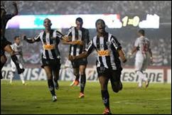 Atlético Mineiro enfrenta a Independiente Santa Fe