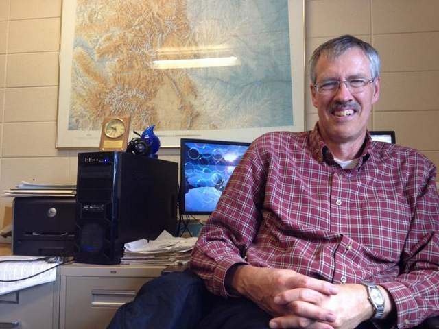 Colorado state climatologist Nolan Doesken. The High Park Fire gave him the courage to talk about climate change. Photo: The Coloradoan
