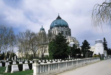 Obiective turistice Viena: Zentralfriedhof