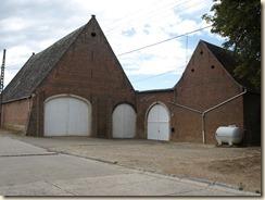 Niel-bij-Sint-Truiden, Fonteinstraat: hoeve 'Poorte van Egmont'