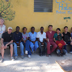 Dentist group in Haiti