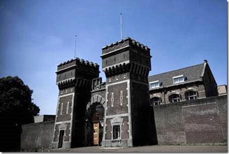 Prisão holandesa