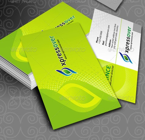 DX-XpressOver-Business-Cards