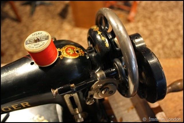 London Sewing Machine Museum - bobbin