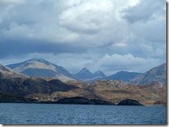 views up loch nevis