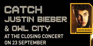 Justin in Concert