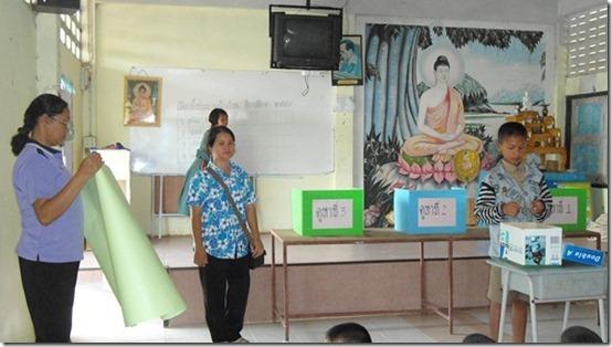 โรงเรียนบ้านรสำราญหินลาด007ปัจฉิมนิเทศ ป.6 2553