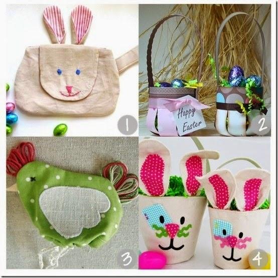 Tutorial pasqua fai da te coniglietti e uova cafe - Fai da te pasqua decorazioni ...