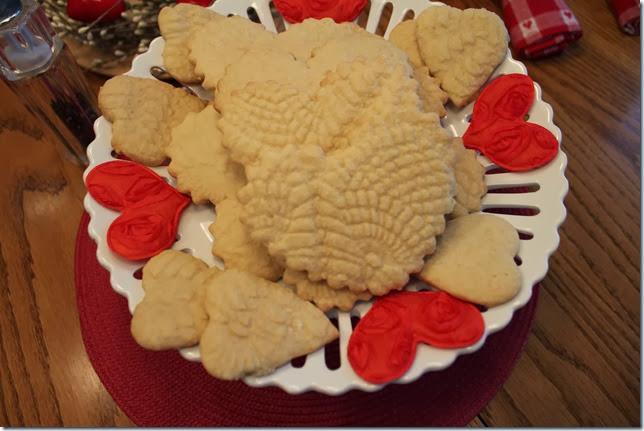 Doily Cookies 002
