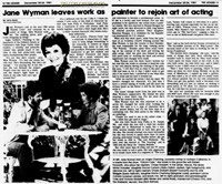 1981-12-20_Lakeland Ledger - Jane Wyman leaves work as painter to rejoin art of acting - 2