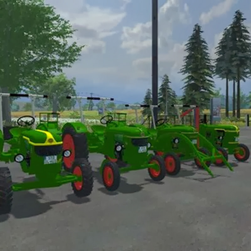 Farming simulator 2013 - Deutz D 40 v 3.2