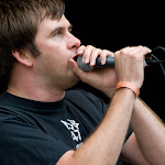 Napalm Death @ Rock Area Festival 2010