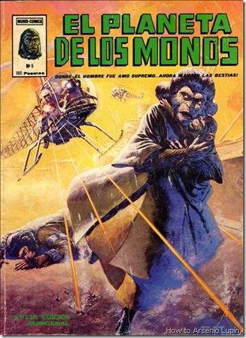 P00005 - El Planeta de los Monos #